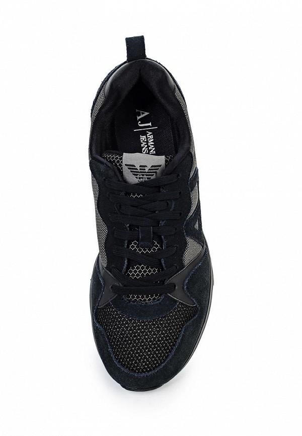 Мужские кроссовки Armani Jeans (Армани Джинс) B6510 95: изображение 4