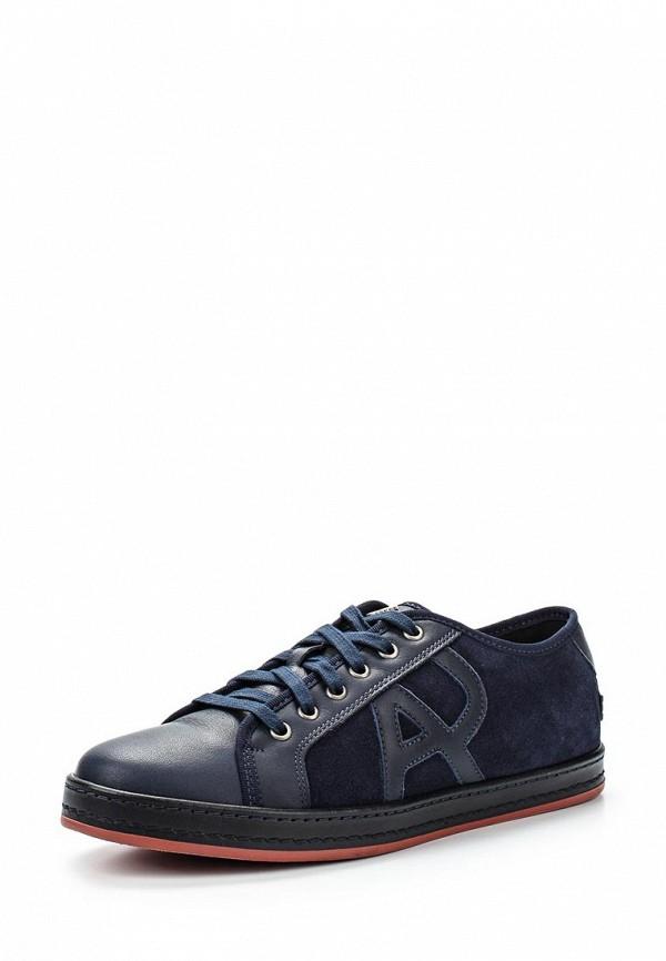 Мужские кроссовки Armani Jeans (Армани Джинс) B6579 41: изображение 1