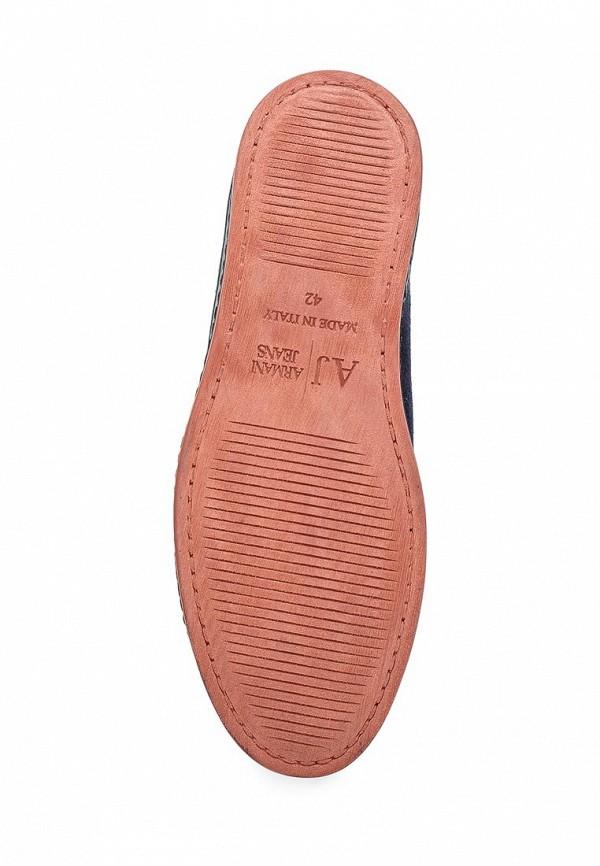 Мужские кроссовки Armani Jeans (Армани Джинс) B6579 41: изображение 3