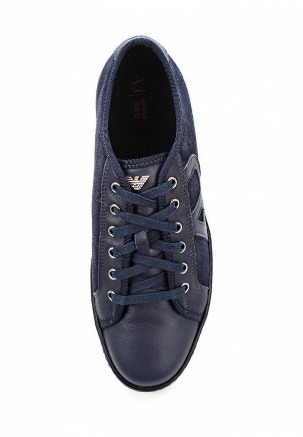 Мужские кроссовки Armani Jeans (Армани Джинс) B6579 41: изображение 4