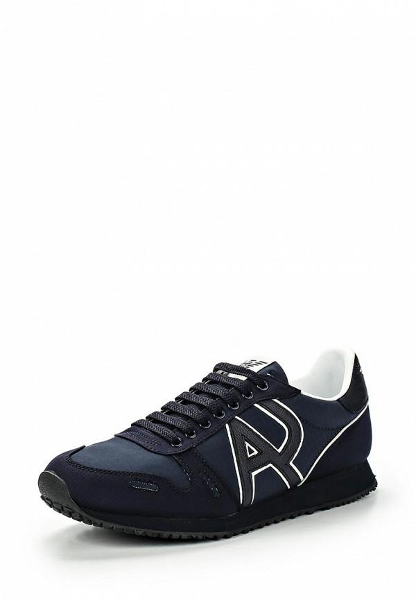 Мужские кроссовки Armani Jeans (Армани Джинс) B6506 72: изображение 1