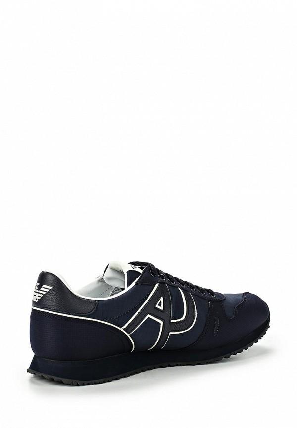 Мужские кроссовки Armani Jeans (Армани Джинс) B6506 72: изображение 2