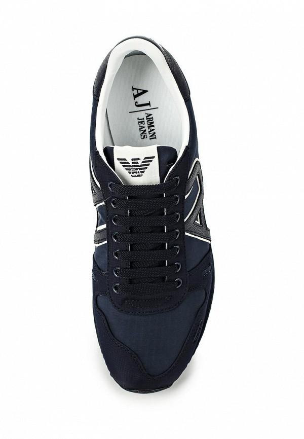 Мужские кроссовки Armani Jeans (Армани Джинс) B6506 72: изображение 4