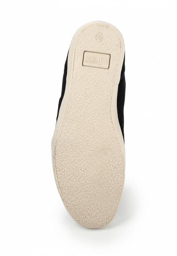 Мужские кеды Armani Jeans (Армани Джинс) B6590 59: изображение 3