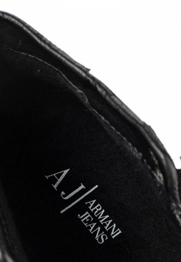 Мужские кеды Armani Jeans (Армани Джинс) B6590 59: изображение 5