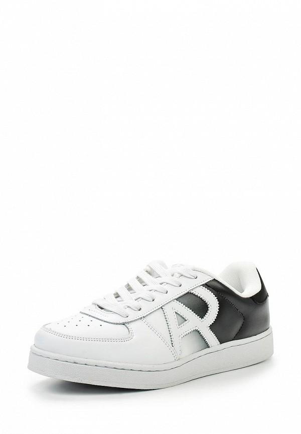 Мужские кроссовки Armani Jeans (Армани Джинс) B6565 73: изображение 1