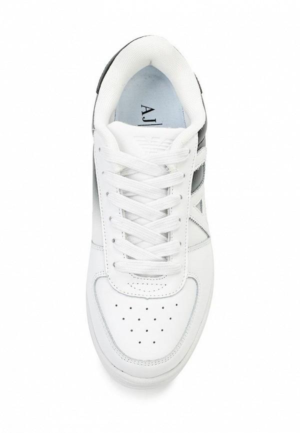 Мужские кроссовки Armani Jeans (Армани Джинс) B6565 73: изображение 4