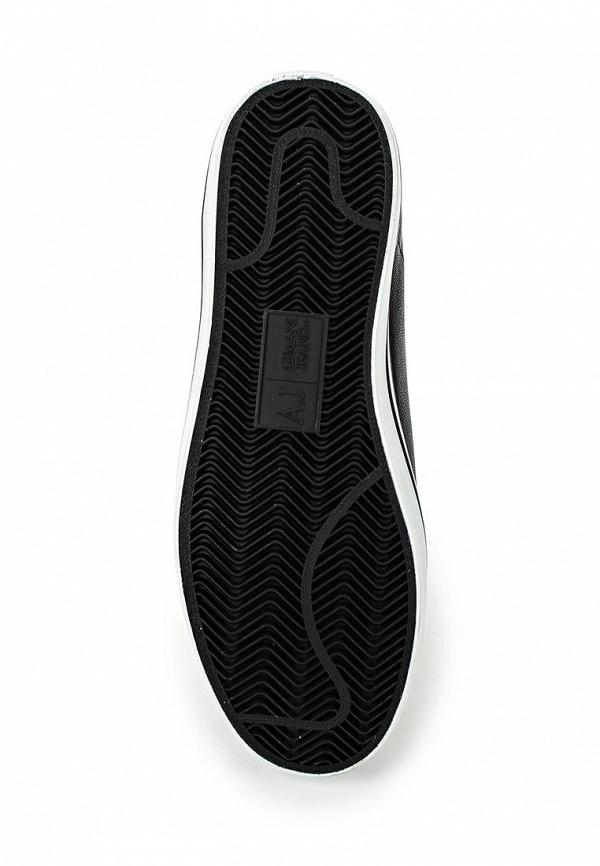 Мужские кеды Armani Jeans (Армани Джинс) B6583 92: изображение 3