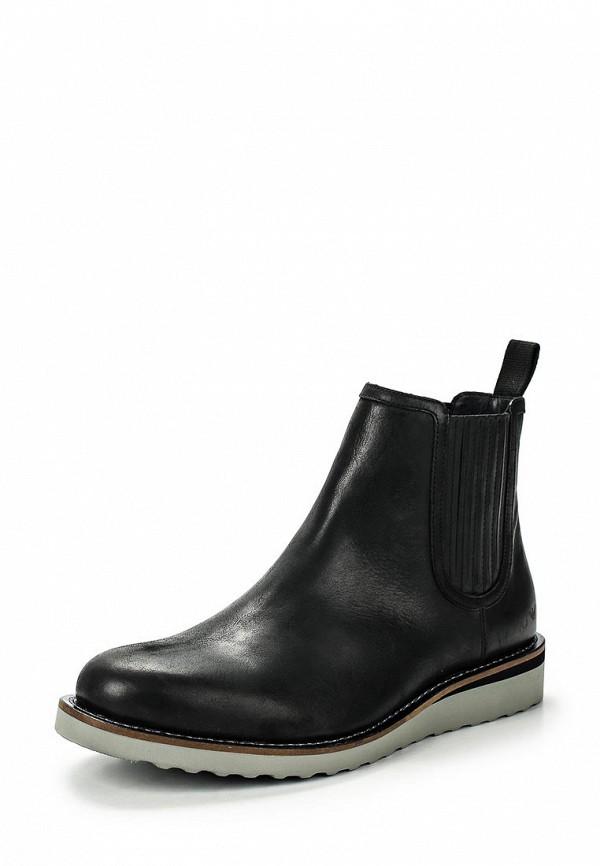 Мужские ботинки Armani Jeans (Армани Джинс) B6551 34: изображение 1