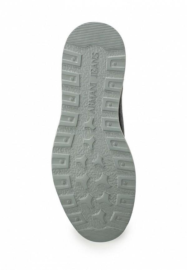 Мужские ботинки Armani Jeans (Армани Джинс) B6551 34: изображение 3