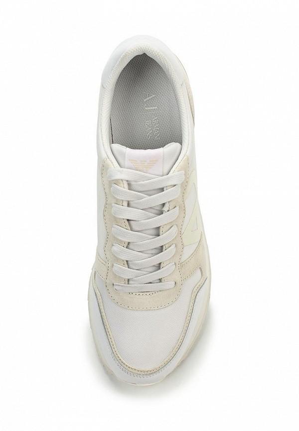 Мужские кроссовки Armani Jeans (Армани Джинс) C6520 14: изображение 4