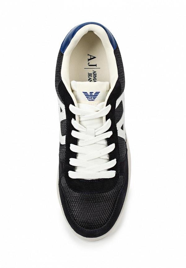 Мужские кроссовки Armani Jeans (Армани Джинс) C6515 41: изображение 4