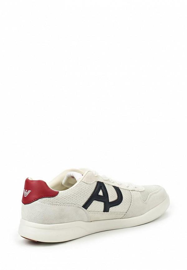 Мужские кроссовки Armani Jeans (Армани Джинс) C6515 41: изображение 2