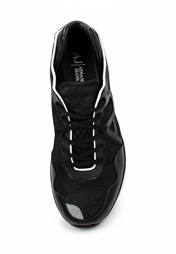 Мужские кроссовки Armani Jeans (Армани Джинс) C6502 37: изображение 4