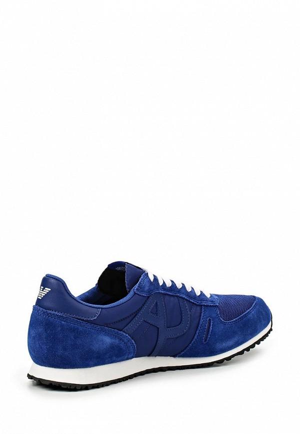 Мужские кроссовки Armani Jeans (Армани Джинс) C6524 32: изображение 2