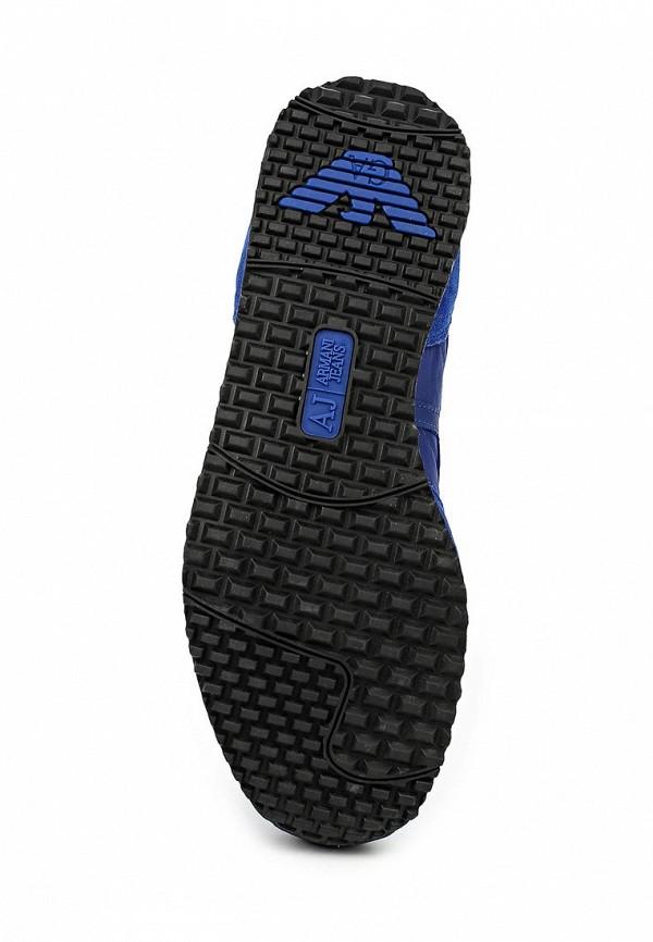 Мужские кроссовки Armani Jeans (Армани Джинс) C6524 32: изображение 3
