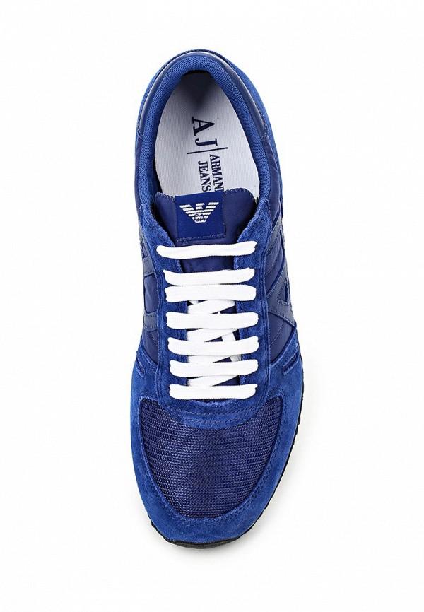 Мужские кроссовки Armani Jeans (Армани Джинс) C6524 32: изображение 4