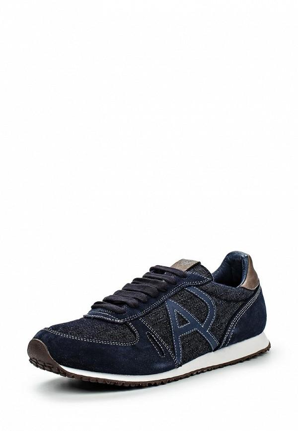Мужские кроссовки Armani Jeans (Армани Джинс) C6524 44: изображение 1