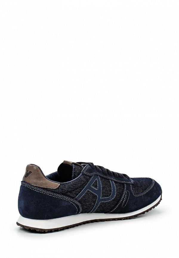Мужские кроссовки Armani Jeans (Армани Джинс) C6524 44: изображение 2