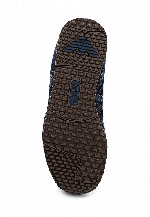 Мужские кроссовки Armani Jeans (Армани Джинс) C6524 44: изображение 3