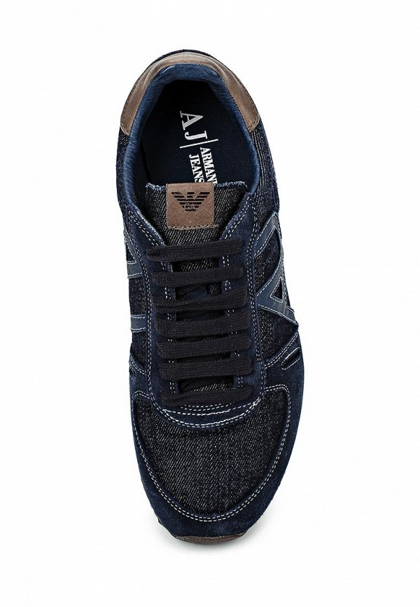 Мужские кроссовки Armani Jeans (Армани Джинс) C6524 44: изображение 4
