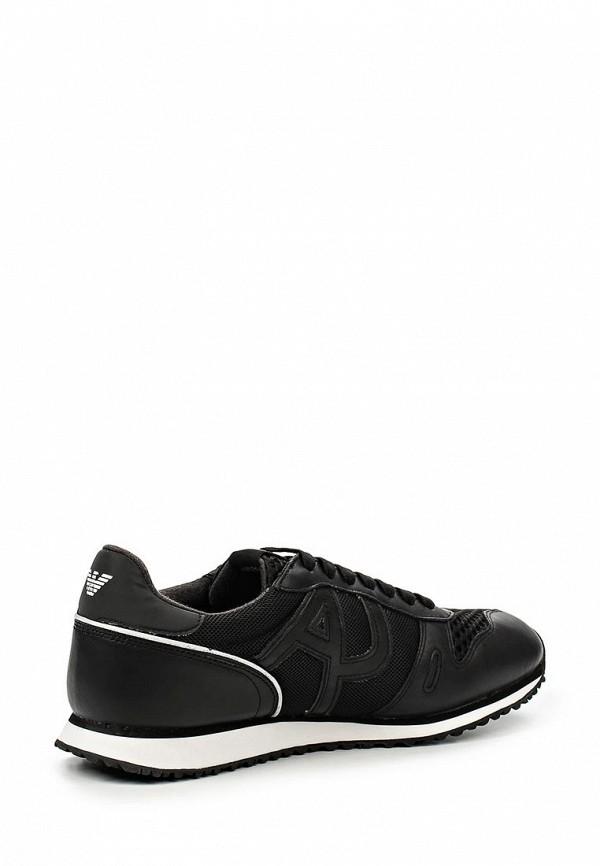 Мужские кроссовки Armani Jeans (Армани Джинс) C6506 49: изображение 2
