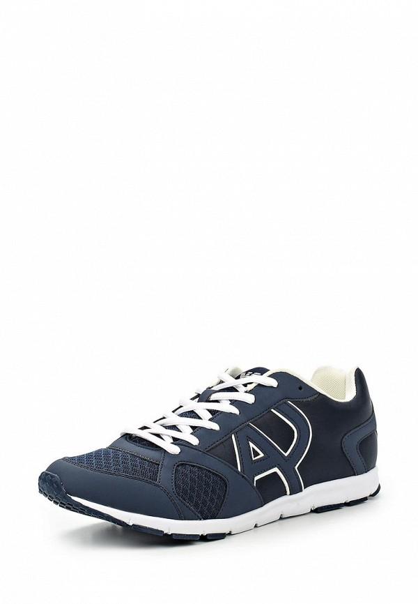 Мужские кроссовки Armani Jeans (Армани Джинс) C6518 Y4: изображение 1