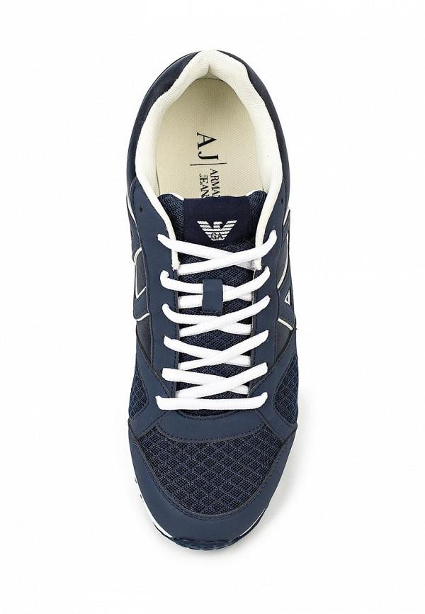 Мужские кроссовки Armani Jeans (Армани Джинс) C6518 Y4: изображение 4