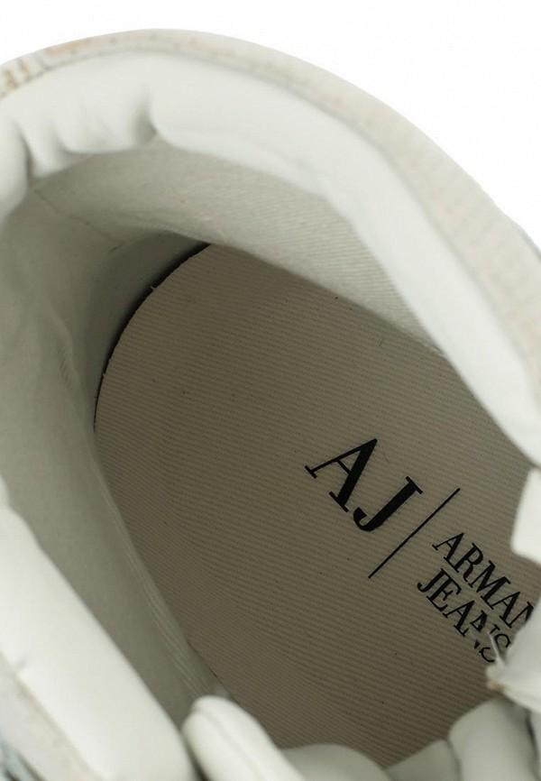Мужские кеды Armani Jeans (Армани Джинс) C6546 75: изображение 5