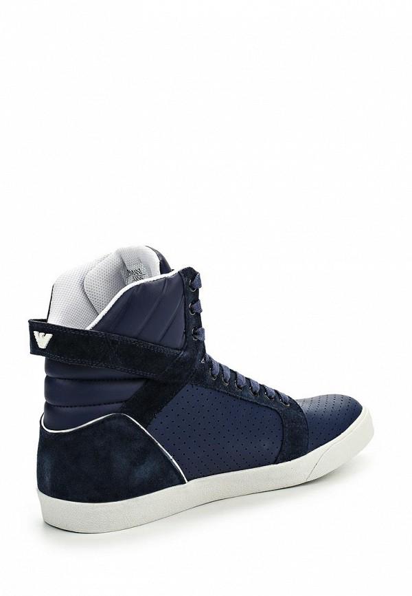 Мужские кеды Armani Jeans (Армани Джинс) C6568 19: изображение 2