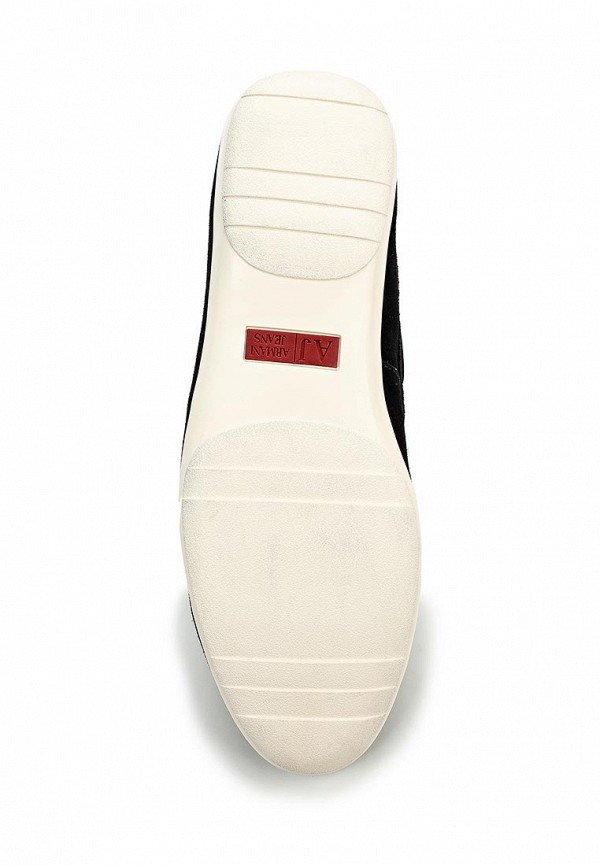 Мужские лоферы Armani Jeans (Армани Джинс) C6535 71: изображение 3
