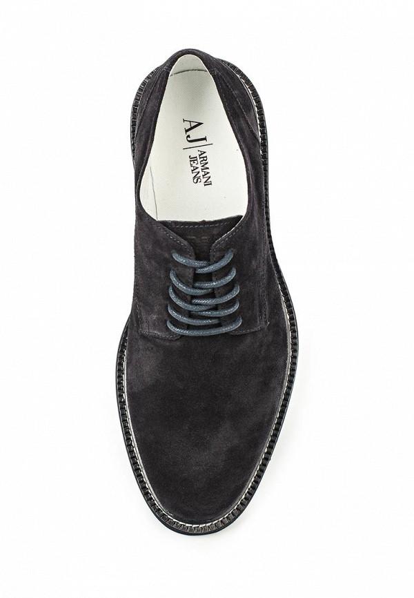 Мужские туфли Armani Jeans (Армани Джинс) C6554 64: изображение 4