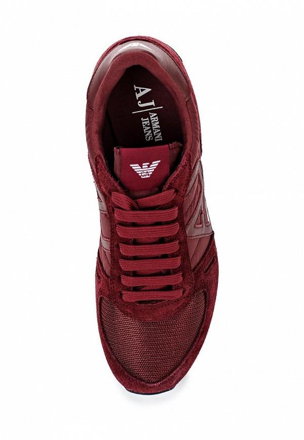 Мужские кроссовки Armani Jeans (Армани Джинс) 935027 6A420: изображение 4