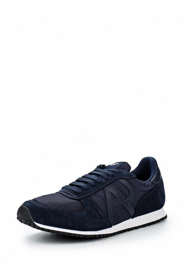 Мужские кроссовки Armani Jeans (Армани Джинс) 935027 6A420