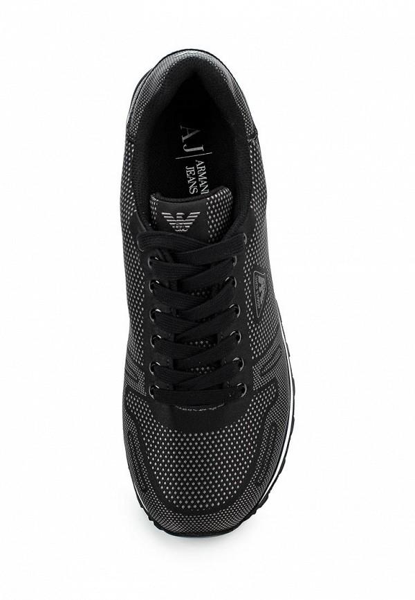 Мужские кроссовки Armani Jeans (Армани Джинс) 935026 6A429: изображение 4