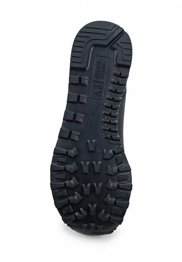Мужские кроссовки Armani Jeans (Армани Джинс) 935026 6A429: изображение 3