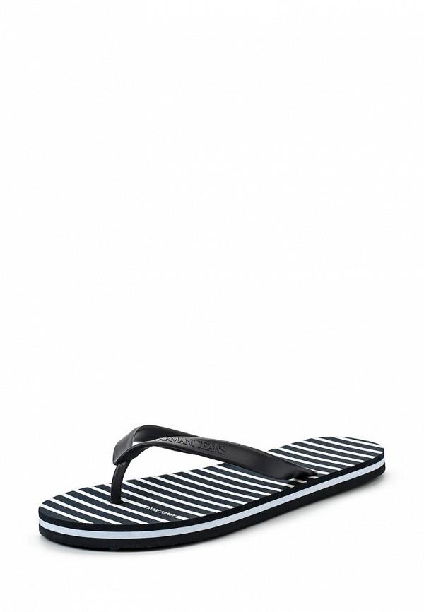Сланцы Armani Jeans 935090 7P444