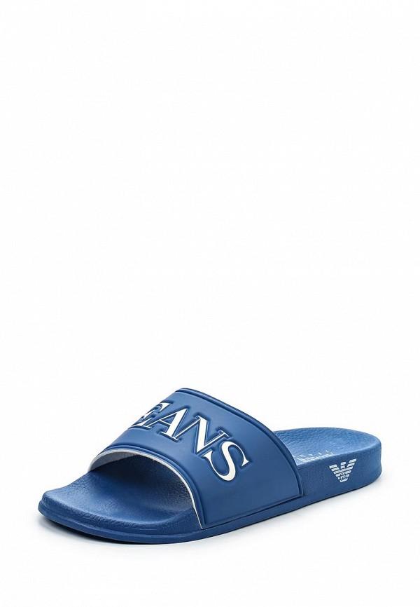 Сланцы Armani Jeans 935097 7P440