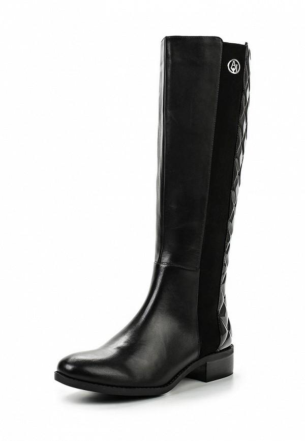 Сапоги на каблуке Armani Jeans (Армани Джинс) B5523 15: изображение 1