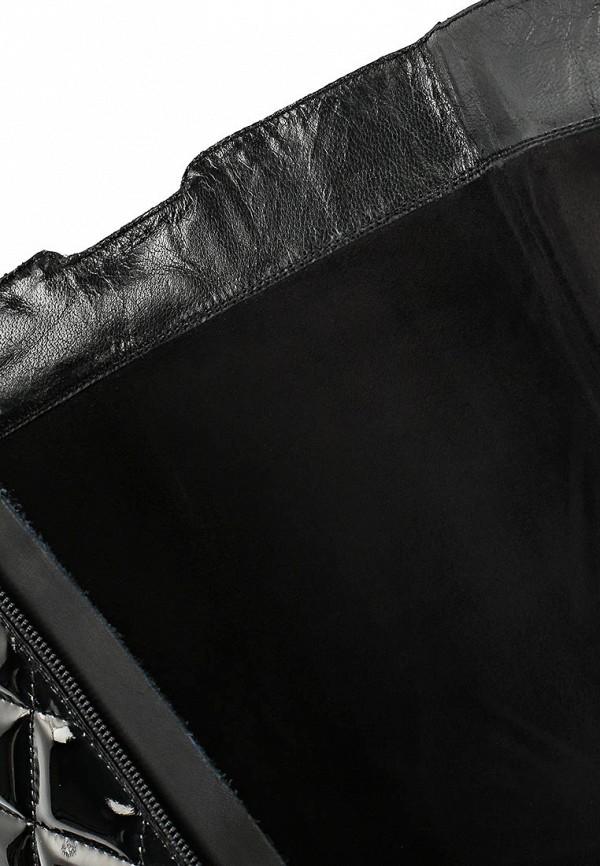 Сапоги на каблуке Armani Jeans (Армани Джинс) B5523 15: изображение 5