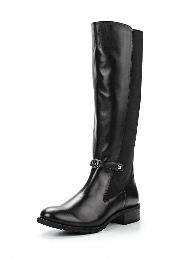 Сапоги на каблуке Armani Jeans (Армани Джинс) B5541 21: изображение 1