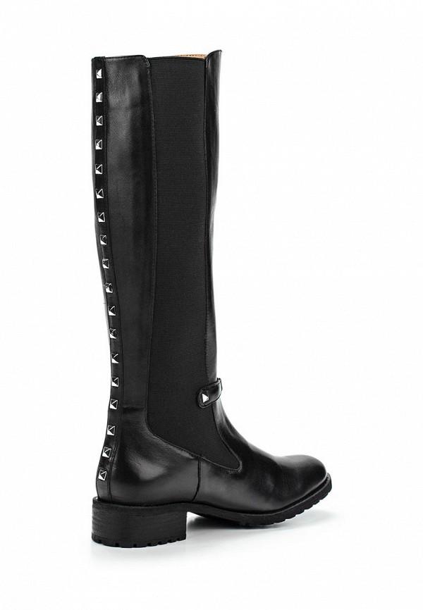 Сапоги на каблуке Armani Jeans (Армани Джинс) B5541 21: изображение 2