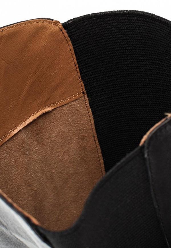 Сапоги на каблуке Armani Jeans (Армани Джинс) B5541 21: изображение 5
