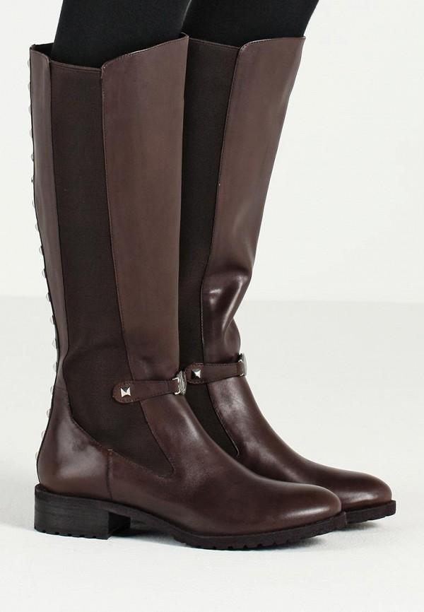 Сапоги на каблуке Armani Jeans (Армани Джинс) B5541 21: изображение 6