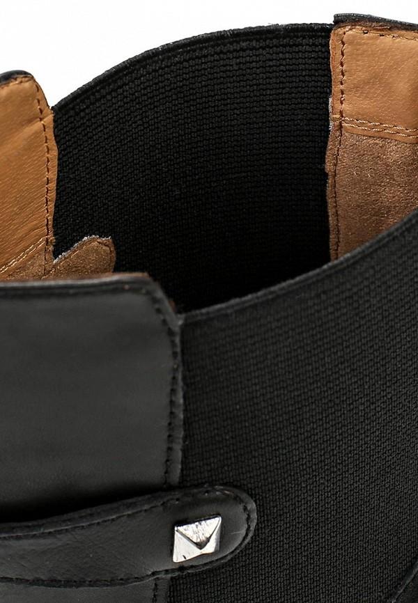 Ботильоны на каблуке Armani Jeans (Армани Джинс) B5540 21: изображение 5