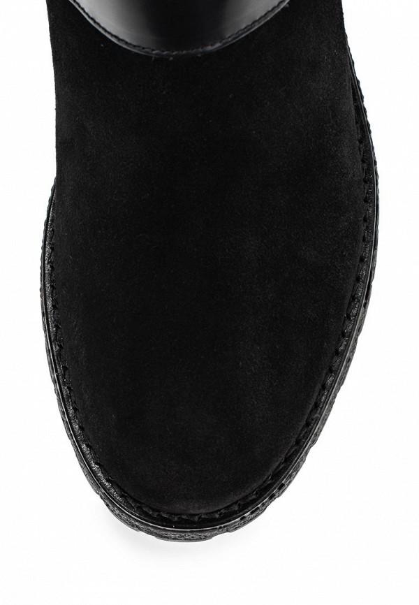 Сапоги на плоской подошве Armani Jeans (Армани Джинс) B55B3 31: изображение 4