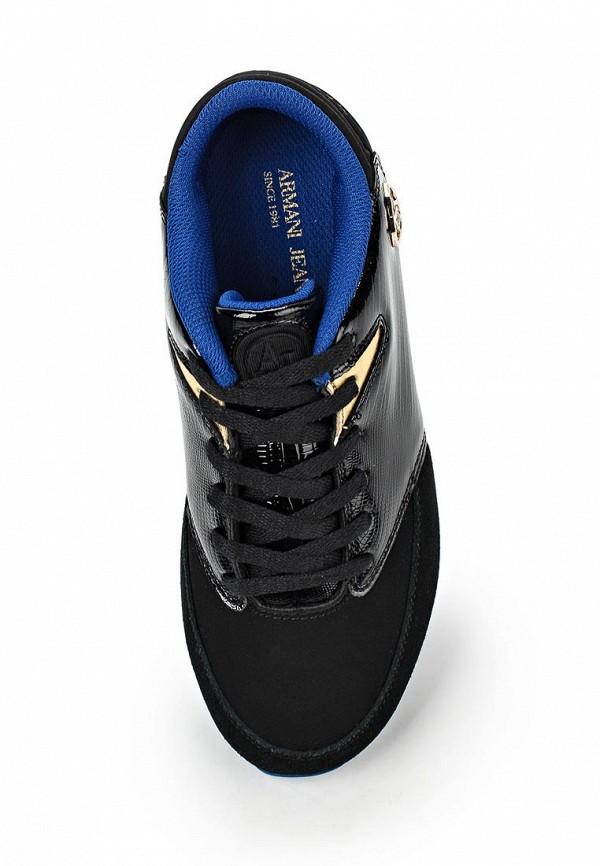 Женские кроссовки Armani Jeans (Армани Джинс) B55L1 67: изображение 4