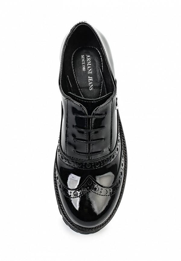 Женские ботинки Armani Jeans (Армани Джинс) B55E2 42: изображение 4