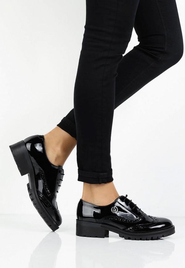 Женские ботинки Armani Jeans (Армани Джинс) B55E2 42: изображение 5