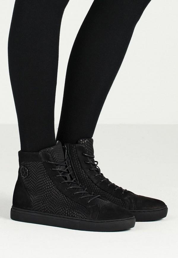 Женские кеды Armani Jeans (Армани Джинс) B55G5 63: изображение 6